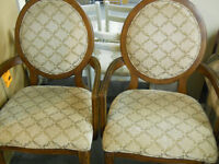 2 Nice Wooden Chairs
