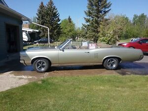 1967 Pontiac lemans convertible PRICE REDUCED!