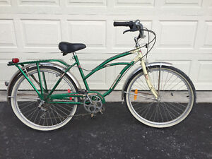 Older style super cycle in mint condition