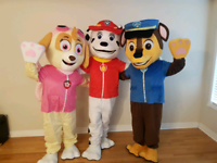 Mascots for any party or event.