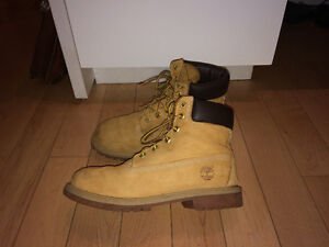 Woman's timberland boots