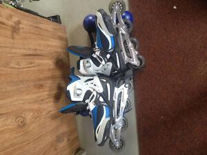 Men's roller blades size 12