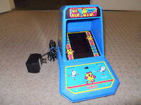 Ms. Pac-Man Tabletop Videogame - $130 obo