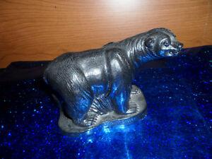 BEAR FIGURINE BY VANSTONE $30