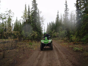 Mud Pro 650 with Plow