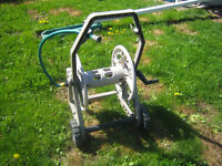 Hose Reel (Portable, with wheels)