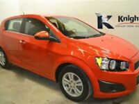 2013 Chevrolet Sonic LT *PST Paid*