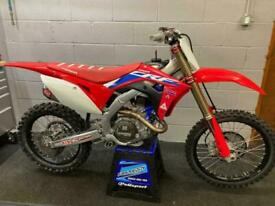Honda CRF 450 R, 2019 AMA edition, lots of extras, vgc, just arrived @ Fast Eddy