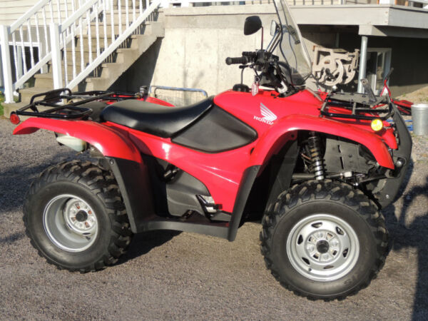 Used 2008 Honda Fourtrax ES