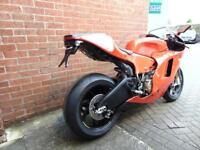 UNREGISTERED DUCATI DESMOSEDICI RR - COLELCTORS BIKE