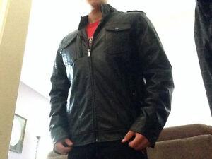 Beau Manteau en Cuir de William Rast XL