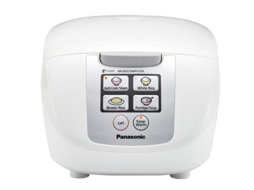 New Panasonic SR-DF181 10-Cup Micro Fuzzy Logic Rice Cooker/