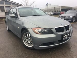 2007 BMW 328 i_LOW KMS_ACCIDENT FREE_ONTARIO CAR