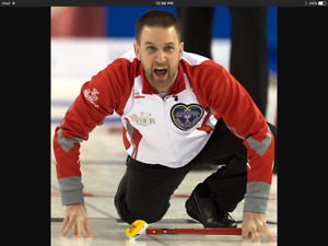 Looking for full event or playoff weekend tickets for The Brier.