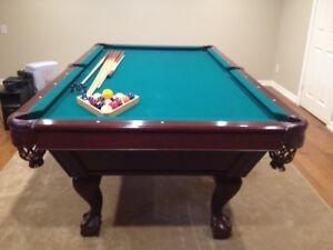 Americana Canadian Billiard/Pool Table