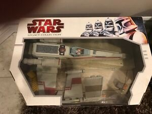 Star Wars legacy wedge Antilles x wing