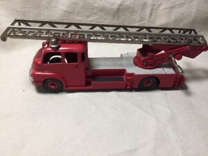 Dinky Toy Fire Truck Lot of 2