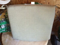 Deluxe chair cushions