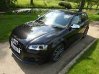 2012 Audi S3 TFSI QUATTRO BLACK EDITIONSPORTBACK Auto Hatchback Petrol Automatic