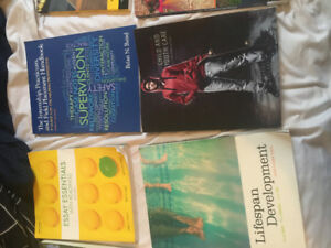 Mohawk College Child and Youth Care 1,2&3 year Textbooks