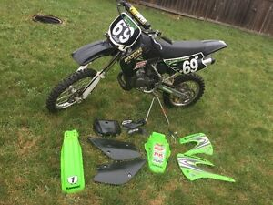 2007 KX85 - Ready To Ride! $1900.00