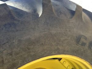 13.6 - 28 and 18.4 - 38 tractor tires Strathcona County Edmonton Area image 9