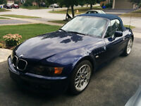 1998 BMW Z3 Roadster - Certified & E-Tested