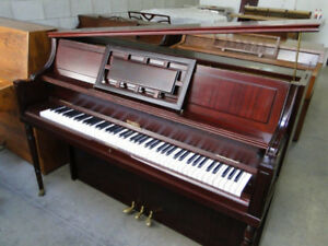 ★ WESBERG Compact Size Used Piano for Sale