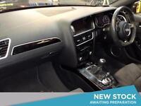 2012 AUDI A4 2.0 TDI 177 Black Edition 5dr