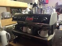 *** La Spaziale S3 Coffee Machine ****