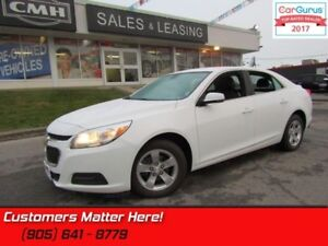 2016 Chevrolet Malibu Limited LT  LIMITED, POWER GROUP