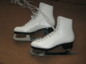 Two pairs of Ladies Size 6 Figure Skates - $15 each