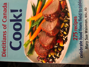 BOOK: Dieticians of Canada Cook