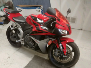 Honda Cbr600-rr For Sale