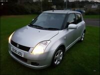 Suzuki swift 1.5 moted till February Service history Great wee car