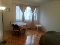 sublet 1 1/2 from dec to april, 455$