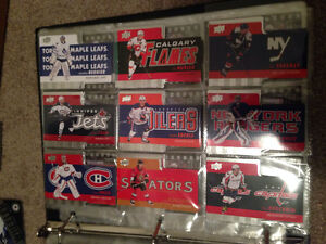 Great deal ----605 tim hortons hockey cards------ for sale no tr St. John's Newfoundland image 3