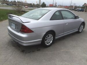 Great Honda Civic Si very clean- For sale