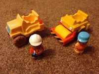 Happyland Construction Set