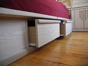 Set de chambre (lit capitaine)