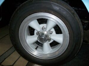 Ford 14 inch wheels and tires