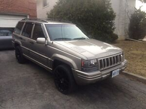 Parting out 1998 Grand Cherokee 5.9