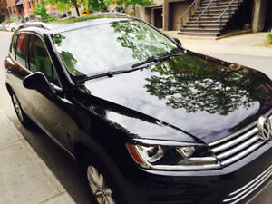 LEASE TAKEOVER 2016 SUV Volkswagen Touareg