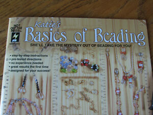 4 Beaded Jewellry Instructional Books - great for kids & adults! Kingston Kingston Area image 10