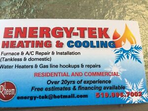 AIR CONDITIONING Maintenance or Service