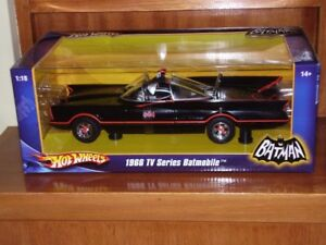BATMOBILE MIB - MATTEL 2007