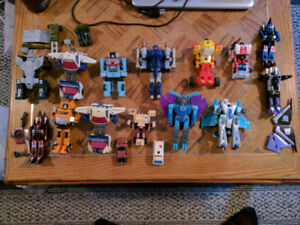 Transformers G1 Mixed Lot