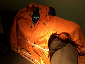TAO Search and rescue jacket - size small