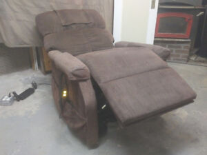 Up Assist and Reclining Upholstered Chair $475