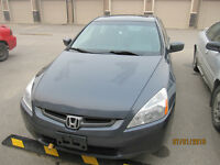 ****MUST WATCH**** 2003 Honda Accord Sedan OR BEST OFFER